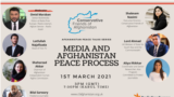 Media And Afghanistan Peace Process