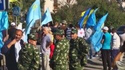 Хроніка блокади Криму