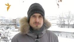 Красноярск. Интервью с Петром Верзиловым
