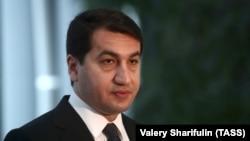 Ադրբեջանի նախագահի օգնական Հիքմեթ Հաջիևը