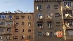Туркменистан без спутниковых тарелок