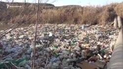 """Экологическая катастрофа? Почему на Ставрополье течет """"мусорная"""" река"""