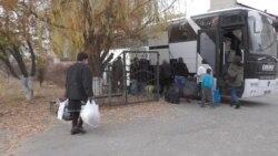 Գյումրիում ապաստանած շուրջ 50 արցախցիներ Ստեփանակերտ մեկնեցին