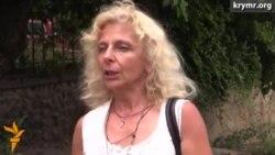 На кримського режисера Галину Джикаєву «наїжджає» ФСБ