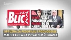 Burne reakcije na slučaj 'Palma' u Srbiji