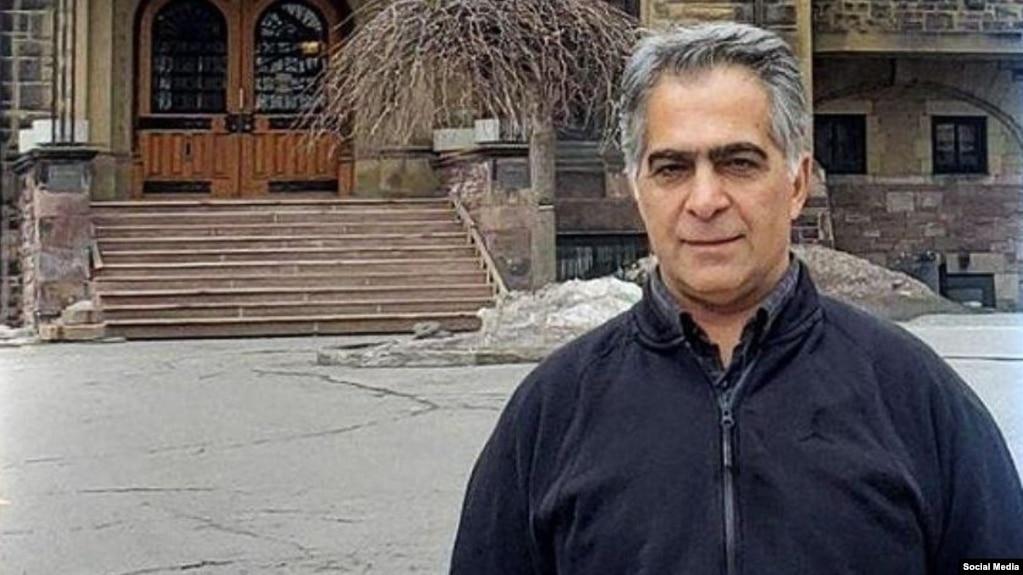 Reza Eslami is a professor at Tehran's Shahid Beheshti University.