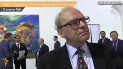 Для Україна краще довше зберегти імпортні тарифи в торгівлі з ЄС – Ослунд