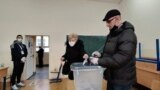 Kosovo: Elections in North Mitrovica.