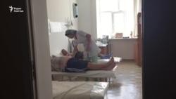 Больница для пострадавших от полигонов: состояние запущенное