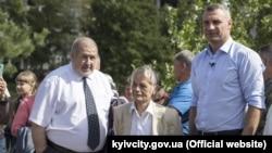 Рефат Чубаров сообщил, что жители района в восторге от нового парка