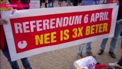 """""""90% проголосовавших в Гааге - """"за"""" договор Украина-ЕС"""""""