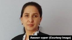 Галия Хурова.