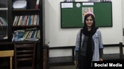 لیلا حسینزاده از جمله دانشجویان دانشگاه تهران بود که در جریان اعتراضهای دیماه ۹۶ بازداشت و پس از دو هفته با قرار وثیقه آزاد شد.