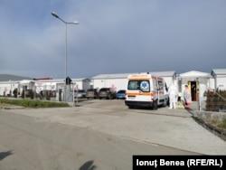Spitalul din Lețcani trebuia să trateze inclusiv pacienți infectați cu covid și aflați în stare gravă