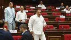 Փաստաբան. Ծառուկյանին մեղադրանք է առաջադրվել, նա մեղադրանքը չի ընդունում