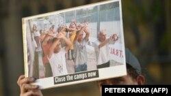 Protest u Sidneju, ilustrativna fotografija