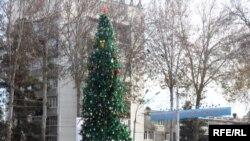 Главная новогодняя елка в 2009 году