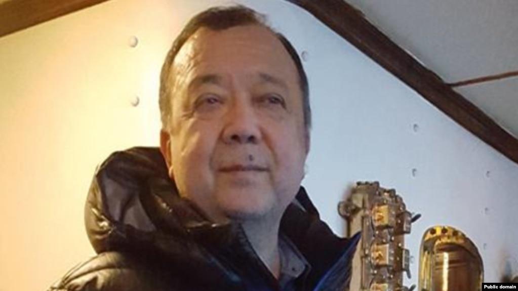 Норвегияның Осло қаласында тұратын этникалық қазақ Махмұт Бастас. Фото Facebook парақшасынан алынды.