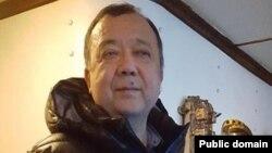 Живущий в Осло этнический казах Махмут Бастас.