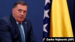 Srpski član Predsjedništva BiH i predsjednik Saveza nezavisnih socijaldemokrata (SNSD) Milorad Dodik