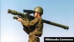 PZRK gun