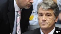 Preşedintele Victor Iuşcenco
