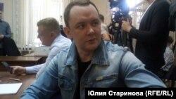Бывший депутат совета Красноярска Аркадий Волков