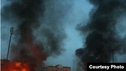 Ciocniri între protestanți și forțele de securitate la Teheran