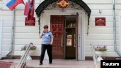 Ресейдің федералдық миграциялық қызметі. Мәскеу, 16 шілде 2013 жыл