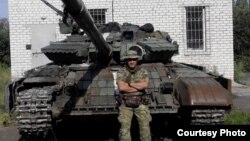 вице-полковник Ираклий Курасбедиани