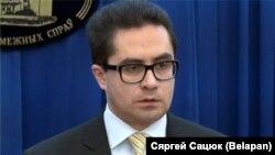 Дзьмітры Мірончык, архіўнае фота