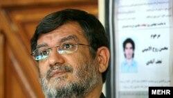 عبدالحسین روح الامینی، پدر محسن روح الامینی، یکی از کشته شدگان کهریزک