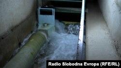 """Јавно претпријатие за водоснабдување """"Студенчица"""" во Прилеп."""