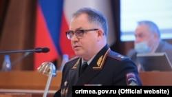 Павло Каранда, російський міністр внутрішніх справ Криму