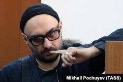 Кирилл Серебренников в суде, 21 мая 2018 года