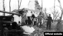 Aşgabat ýertitremesi. 1948 ý.