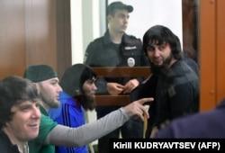 Заур Дадаев, Анзор и Шадид Губашевы, Тамерлан Эскерханов