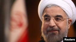 "Iranian President Hassan Rohani announced this week that his country would never ""seek any weapons of mass destruction."""