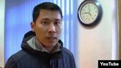 Служитель церкви «Новая жизнь» в городе Актобе Василий Ким. Актобе, 1 ноября 2013 года.