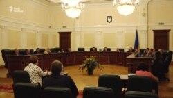 ВРП дала згоду на затримання судді Підберезного через спробу дачі хабара Холодницькому