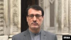 Hamid Baeidinejad, Iranian ambassador in London-- Aug 2019