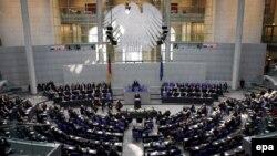 Депутаты бундестага обсудили результаты конференции по исламу. Рейхстаг. Берлин