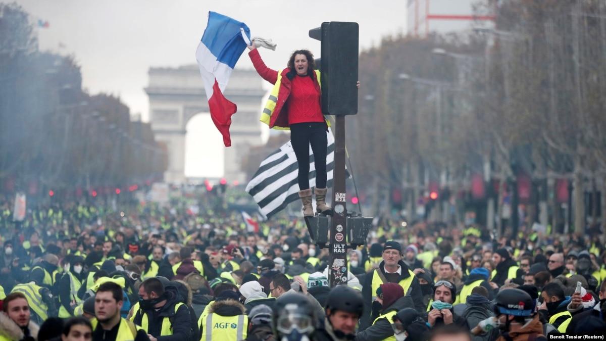 Хотите, как в Париже?(с)