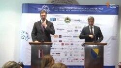Vučić: Odnosi Srba i Bošnjaka od strateškog značaja za region