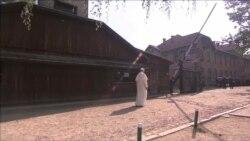Молитва в Аушвице