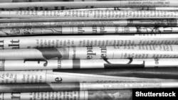 ارشیف، تصویری از روزنامههای چاپ جهان