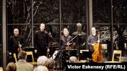 Cvartetul condus de Liviu Neagu-Gruber la concertul aniversar John Adams