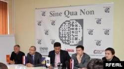 Sa konferencije o autorskim pravima u Sarajevu, 31. maj 2010. Fotografije uz tekst: Midhat Poturović