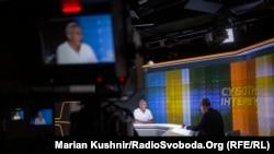 Володимир Камінер у «Суботньому нітерв'ю»
