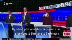 Demokratët shënjestrojnë Trumpin në debatin presidencial